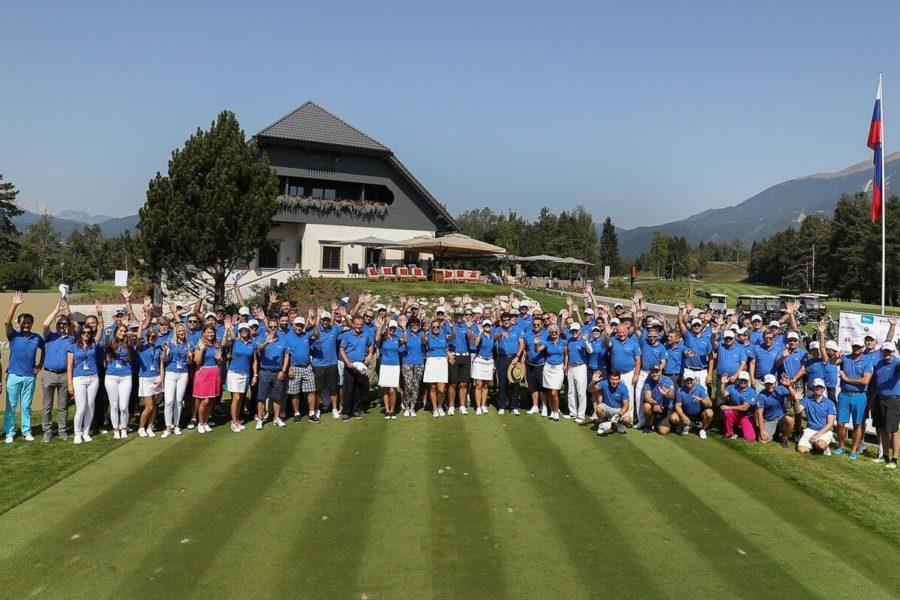 Podprli Kopitarjev golf turnir