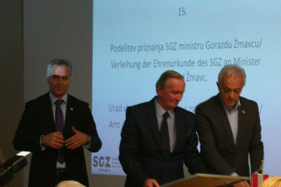 Skupščina SGZ (Slovenske gospodarske zveze)