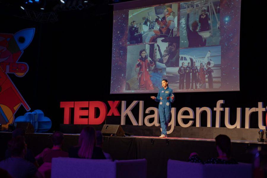 Conditusove kremšnite na TEDx v Celovcu