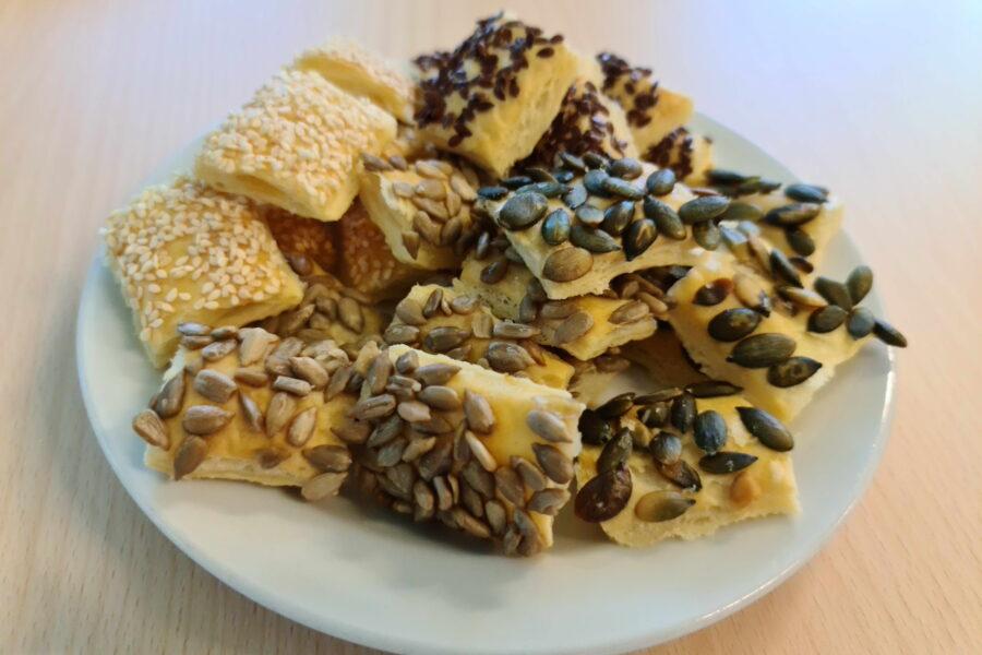Conditusovo izvrstno masleno slano pecivo v Hoferjevih prodajalnah